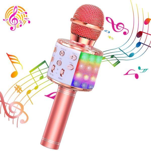 MicroKaraokesansfil Micro Karaoké Sans Fil