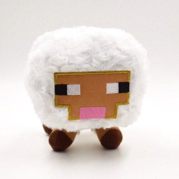 Minecraft Blanc Moutons En Peluche En Peluche Jouet Jeu Roles Modele de Bande Dessinee Jouets Enfants.jpg 640x640 1ef77fbf 9317 4d50 9a88 c416c64cde1d Peluche Mouton Blanc (16 Cm) Minecraft - Livraison Gratuite !