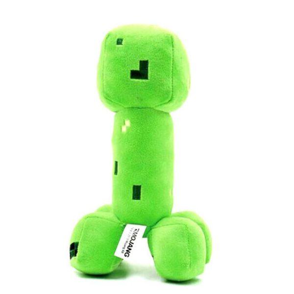 Minecraft Creeper Peluche Jouets 18 cm Vert JJ Poupees Doux Minecraft Jouets En Peluche Pour Enfant.jpg 640x640 0a6dbb21 b21e 4402 a13a 8b6104e12b74 Peluche Creeper (18 Cm) Minecraft - Livraison Gratuite !