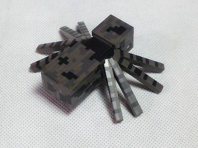 Minecraft Overworld Spider Figure By Jazwares Loose Figurine Airaignée Minecraft - Livraison Gratuite !