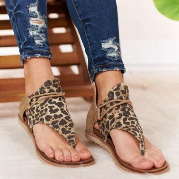 ModeSandalesalacets Les Sandales Confortables À Lacets Pour Femme