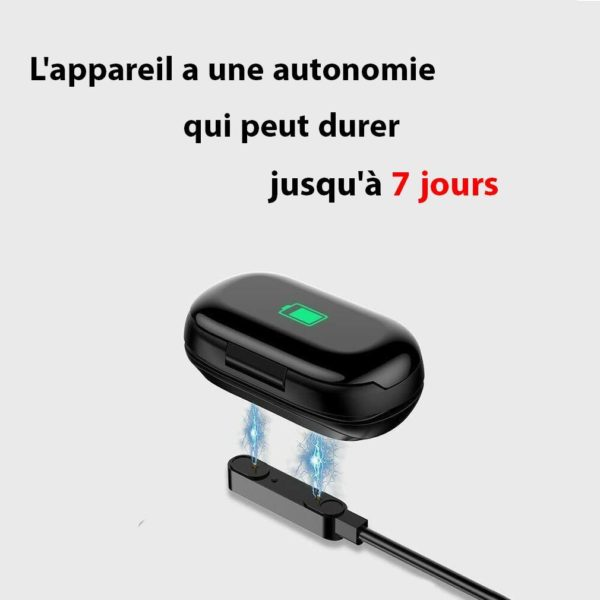 Montre connectee ecouteur Wearbuds, La Meilleure Montre Connectée Écouteur Bluetooth