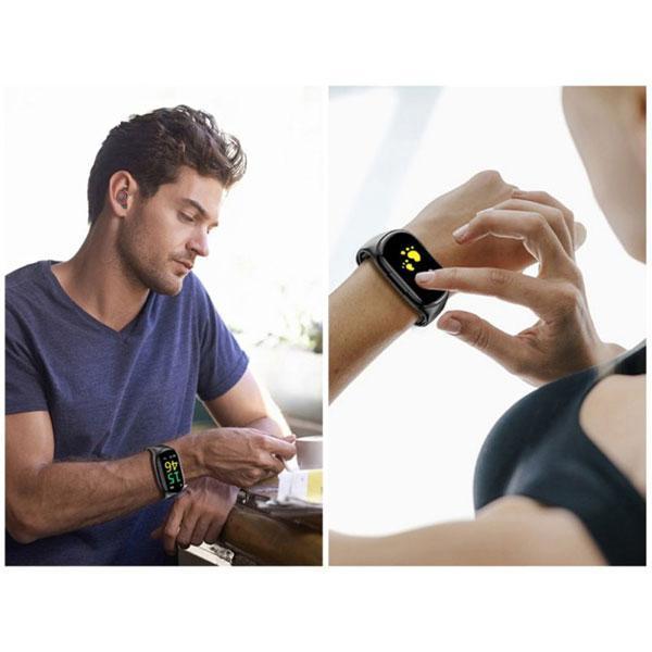 Montre oreillette ebfbcd3d 1245 488b b59b 332789ee79a7 Wearbuds, La Meilleure Montre Connectée Écouteur Bluetooth
