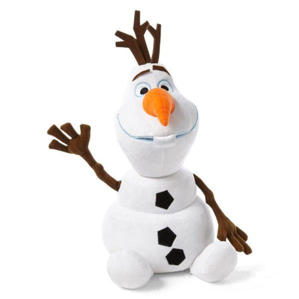 NEW 35CM font b Cartoon b font Movie Anna Elsa Olaf Plush Toy doll Stuffed Cotton 6240560e 5ba5 4c64 a5b6 db3bcc95a224 Peluche Olaf (20Cm) La Reine Des Neiges - Livraison Gratuite !