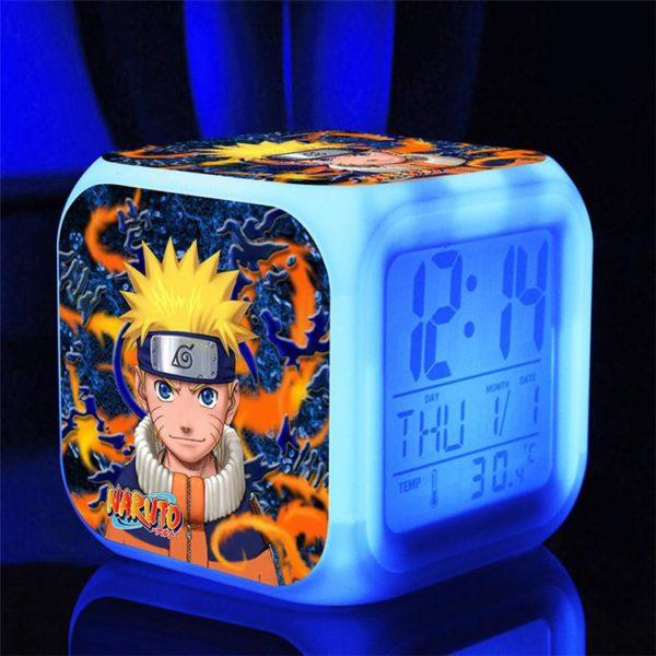 Naruto poupees 7 Couleurs Changement Numerique naruto kunai Thermometre Nuit Reveil naruto action figure jouets chaude a0bdc0e8 2900 4d7e baf1 aae9e687d41c Horloge/Réveil/Thermomètre Numérique Naruto À 7 Couleurs - Livraison Gratuite !