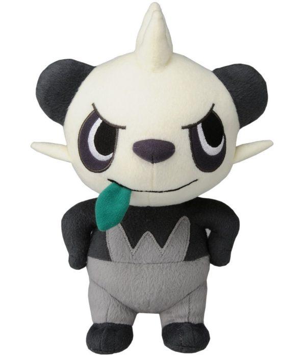 New Pokemon N 012 X and Y Pancham Yanchamu 9 5 Plush Doll Quality goods Soft 25a78746 6e45 47af 8745 8f61dca958f2 Peluche Pancham (24 Cm) Pokemon Go - Livraison Gratuite !
