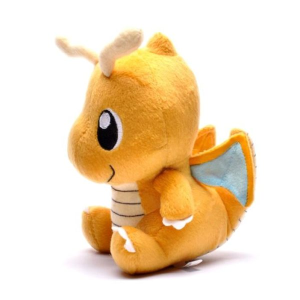Nintendo Peluche Pokemon Dragonite Dragon Plush Soft Doll Toy Gift Stuffed Animal Game Collect YHJ15090105 1 Peluche Dracolosse (15Cm) Pokemon - Livraison Gratuite !
