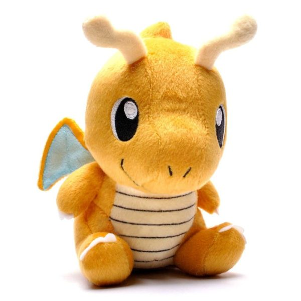 Nintendo Peluche Pokemon Dragonite Dragon Plush Soft Doll Toy Gift Stuffed Animal Game Collect YHJ15090105 9c3e6ad1 90e3 4ca7 aa49 02f666144341 Peluche Dracolosse (15Cm) Pokemon - Livraison Gratuite !