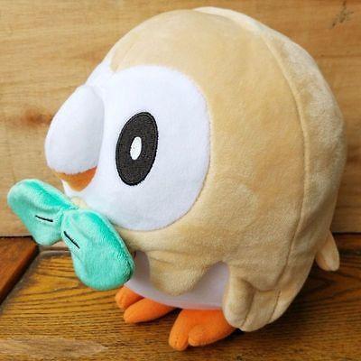 Nouveau 7 pouces Pokemon Center Rowlet En Peluche Peluche Animal En Peluche Poup eacute 1 84b7f875 a968 43c3 ba9d 8ef5502a81b3 Peluche Bridinbou (17 Cm) Pokemon - Livraison Gratuite !