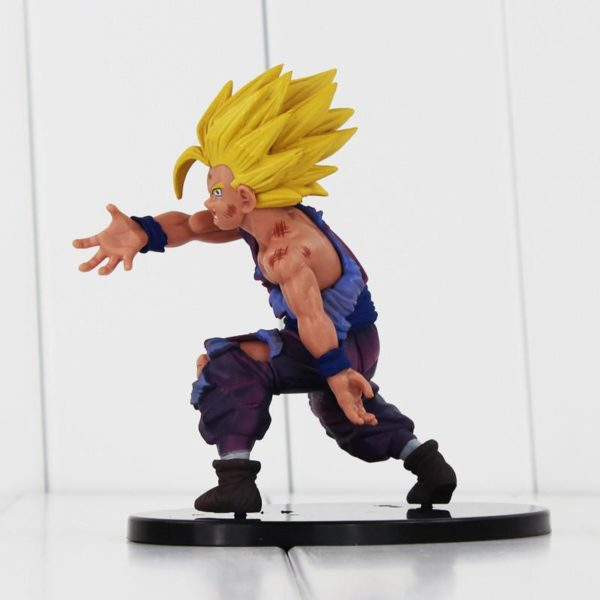 Nouveau Banpresto Dragon Ball Z Fils Gohan PVC Figurines VITRINE SPECTACULAIRE Dragon Ball Gohan Mod egrave 2 Figurine Son Gohan 11 Cm Dramatic Showcase Dragon Ball Z - Livraison Gratuite