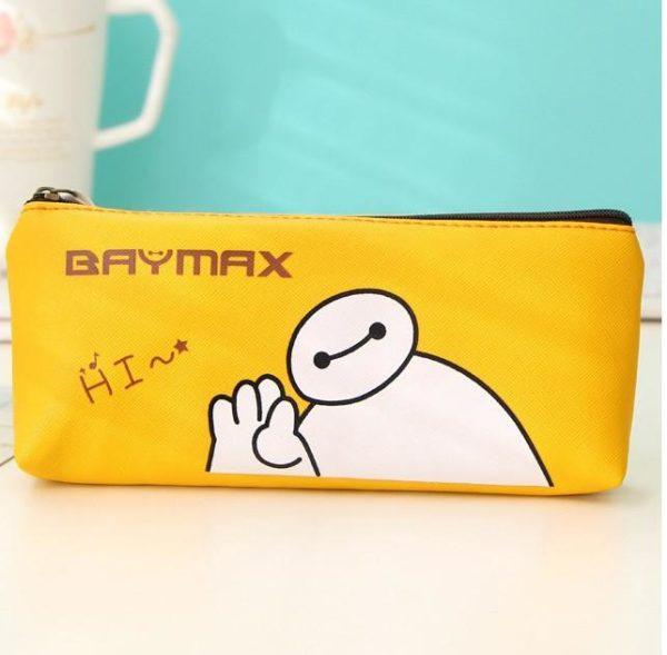 Nouveaute Kawaii Big Hero 6 Le Baymax Pu Crayon En Cuir Cas Sac De Stockage De 2 eda3d8d8 c6f5 47e5 a8df 785b750698f5 Trousse Baymax (4 Couleurs) - Livraison Gratuite !
