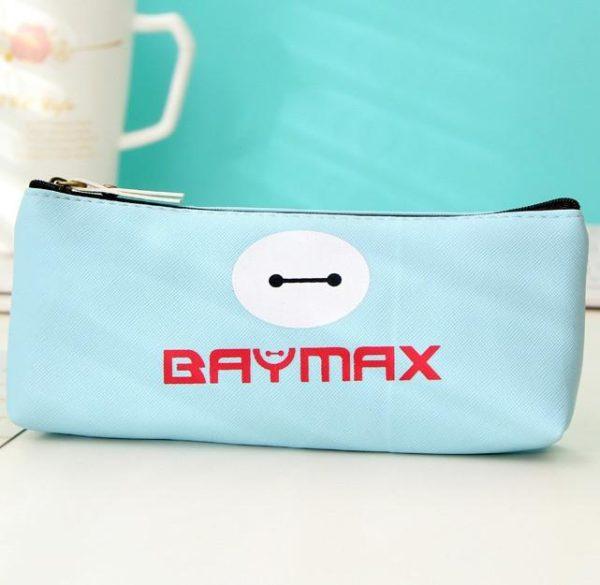 Nouveaute Kawaii Big Hero 6 Le Baymax Pu Crayon En Cuir Cas Sac De Stockage De 3 4c142e2e 2be5 43da b6d6 d186b0878d4e Trousse Baymax (4 Couleurs) - Livraison Gratuite !