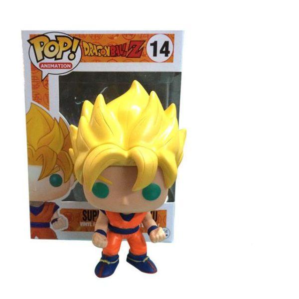 Nouvelle vente chaude Q version FUNKO Pop New Dragon Ball Z Super Saint Seiya Goku fils.jpg 640x640 20a2ad95 1119 40e6 8645 47dfbfc77dd1 Figurine Dragon Ball Z Son Goku Super Seiya - Livraison Gratuite !