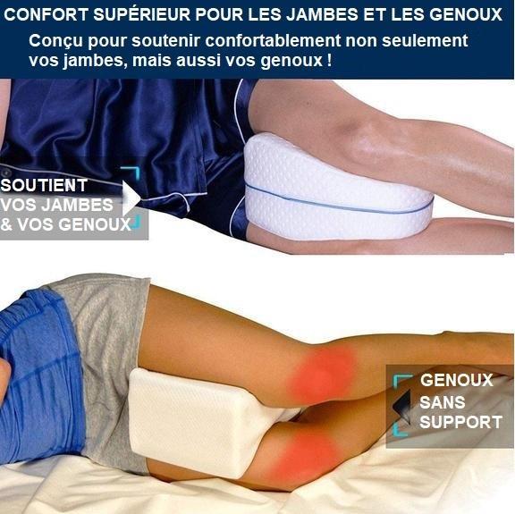 O2 7b7982de 165c 42f3 8d18 c3ee451ff92d Coussin Orthopédique Pour Jambes Avec Mousse À Mémoire De Forme