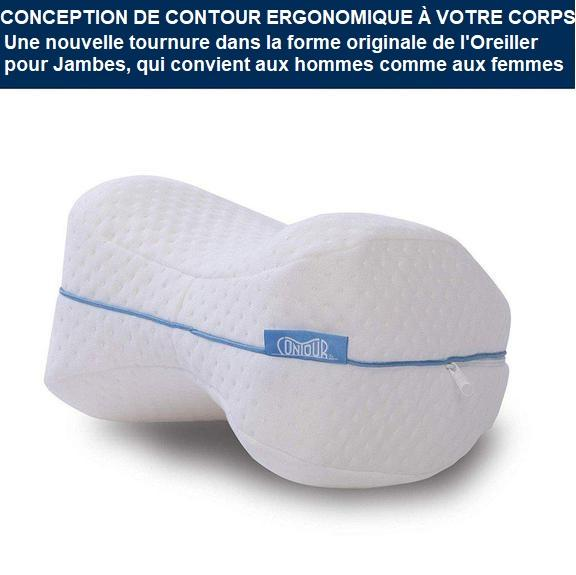O5 75751936 a710 459b 97b1 9ff30f022533 Coussin Orthopédique Pour Jambes Avec Mousse À Mémoire De Forme