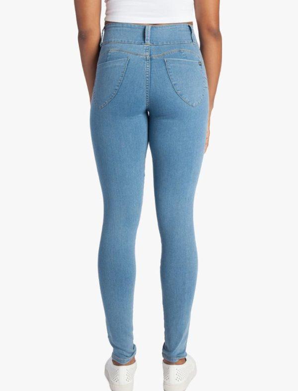 P15 Jean Pour Femmes Taille Unique