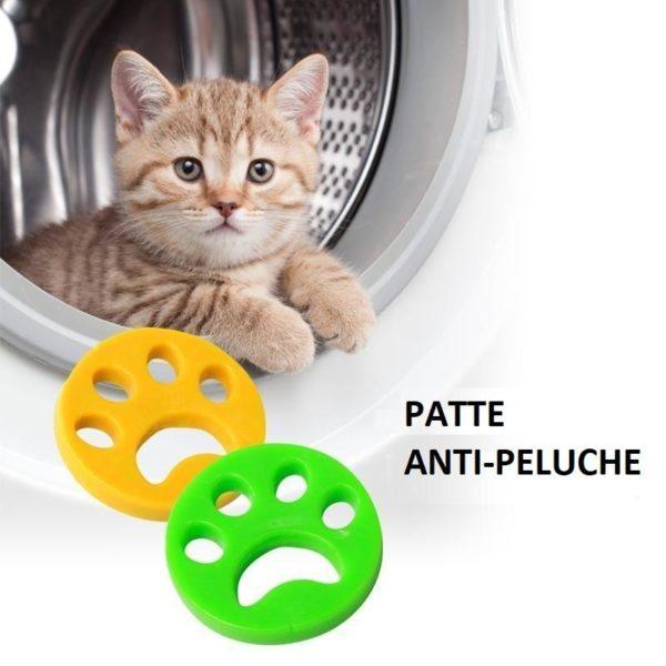 P2 ae3446f5 f78f 4353 9b93 e4dd052d184f Anti Poil Machine À Laver - Patte Anti-Peluche