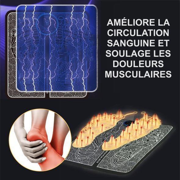 P41 Masseur De Pieds Ems Electrique - Massageplus™