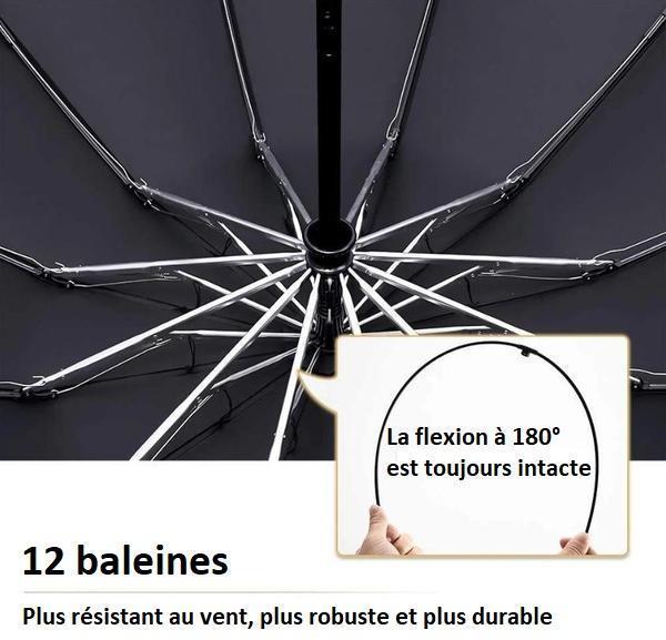 P5 13b7194f 5e16 4cdb 92f6 39f0003a9232 Parapluie Inversé Avec Bande Réfléchissante - Brelaplus™