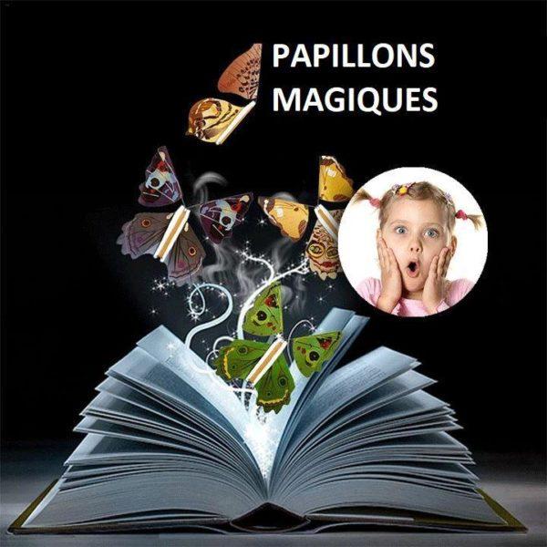 P5 18d466b9 7fc7 49df a987 01eb8cfe9196 Papillons Magiques (Lot De 6)