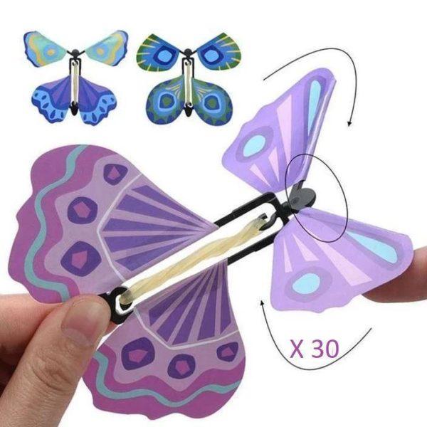 P6 20104095 5825 4275 8f6f f21c3e3cc8fb Papillons Magiques (Lot De 6)