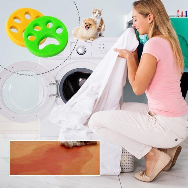 P7 40520c8d 15ab 403f b175 dccd73982505 Anti Poil Machine À Laver - Patte Anti-Peluche