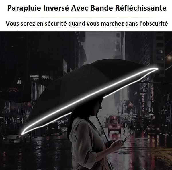 P7 a8ac4a00 fead 4c7c bec9 d1df89e3a996 Parapluie Inversé Avec Bande Réfléchissante - Brelaplus™