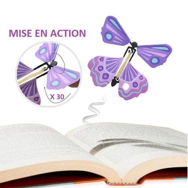 P8 a650cec1 3bde 4b03 a632 857075be1009 Papillons Magiques (Lot De 6)