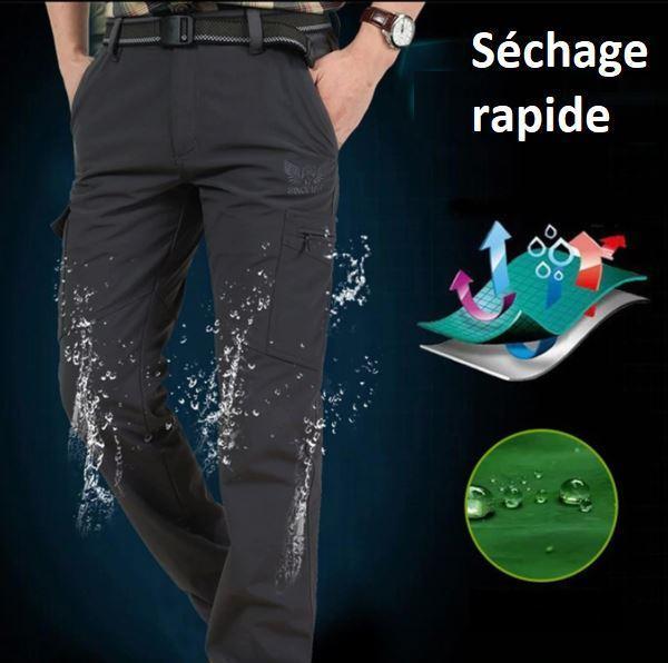 PAN Pantalon Tactique Pour Hommes Et Femmes