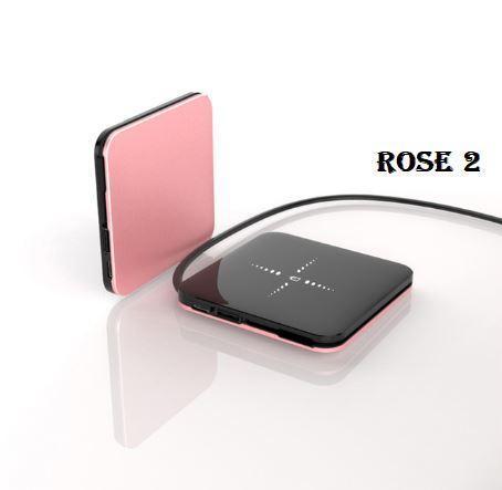 PB10 Mini Power Bank 8000Mah Conception Légère Pour Iphone, Samsung Galaxy Et Plus