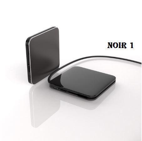 PB5 Mini Power Bank 8000Mah Conception Légère Pour Iphone, Samsung Galaxy Et Plus