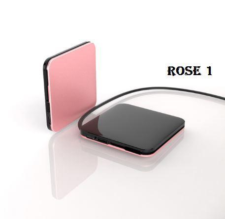 PB6 Mini Power Bank 8000Mah Conception Légère Pour Iphone, Samsung Galaxy Et Plus
