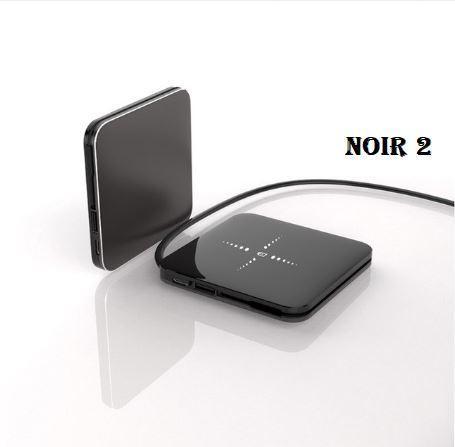 PB8 Mini Power Bank 8000Mah Conception Légère Pour Iphone, Samsung Galaxy Et Plus
