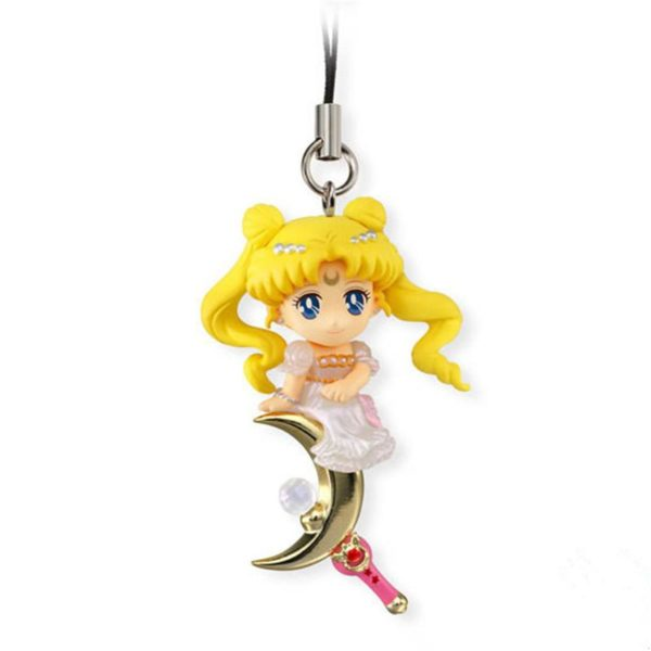 PCMOS 2017 Nouveau Anime Sailor Moon Twinkle Dolly Partie 3 T eacute 3 1 Lot De 3 Sangles Téléphone Portable Sailor Moon - Livraison Gratuite !