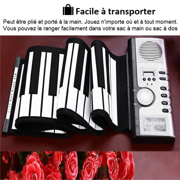 PI2 Clavier Piano Electronique Portable