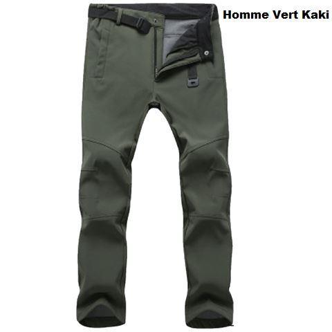 PP2 Pantalon D'hiver Résistant Au Froid