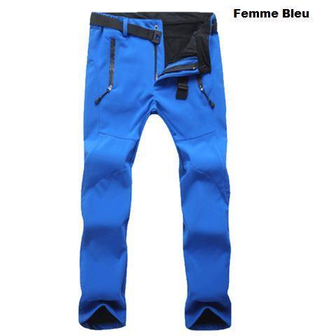 PP3 Pantalon D'hiver Résistant Au Froid