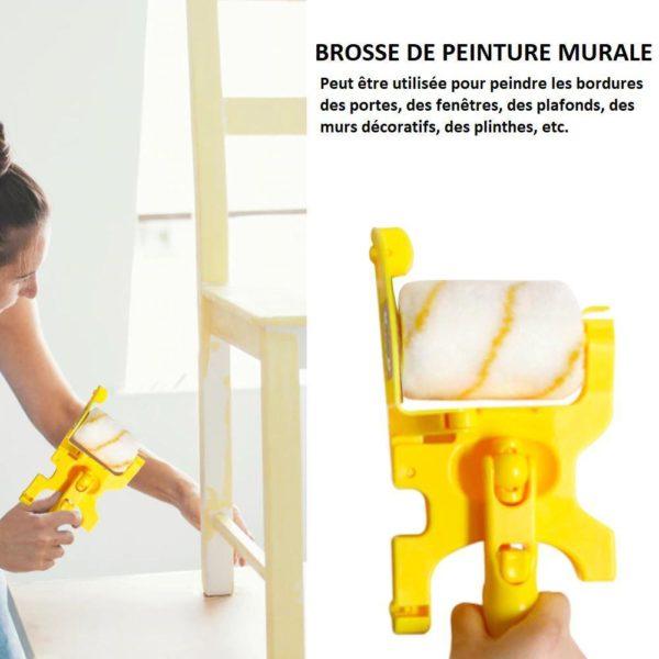 PP3 8c02b357 3492 4de6 8086 5cdae2a7c4fd Rouleau De Peinture Avec Coupe-Bordure