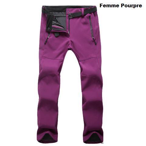 PP9 Pantalon D'hiver Résistant Au Froid