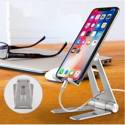 PS2 Support Pliable Et Rotatif Pour Téléphone Ou Tablette