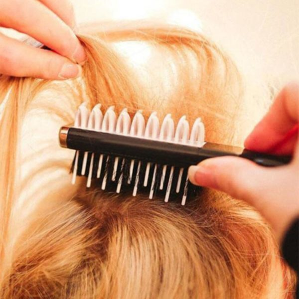 Peigne antistatique Peigne Antistatique, Un Outil Professionnel Pas Cher Pour Des Cheveux Plus Volumineux!