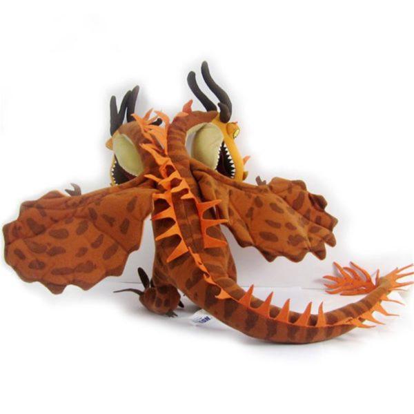 """Peluche de bande dessin eacute Peluche Nadder 36 Cm """"Comment Dresser Votre Dragon"""" - Livraison Gratuite !"""