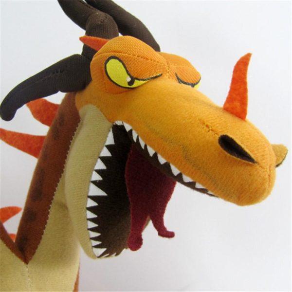 """Peluche de bande dessin eacute 1 Peluche Nadder 36 Cm """"Comment Dresser Votre Dragon"""" - Livraison Gratuite !"""
