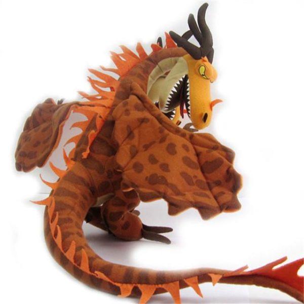 """Peluche de bande dessinee Jouets Comment Dresser Votre Dragon Monstrueux Mortel Nadder Doux En Peluche Edente.jpg 640x640 5dce9071 f437 47c8 a54a b50b33903b4e Peluche Nadder 36 Cm """"Comment Dresser Votre Dragon"""" - Livraison Gratuite !"""