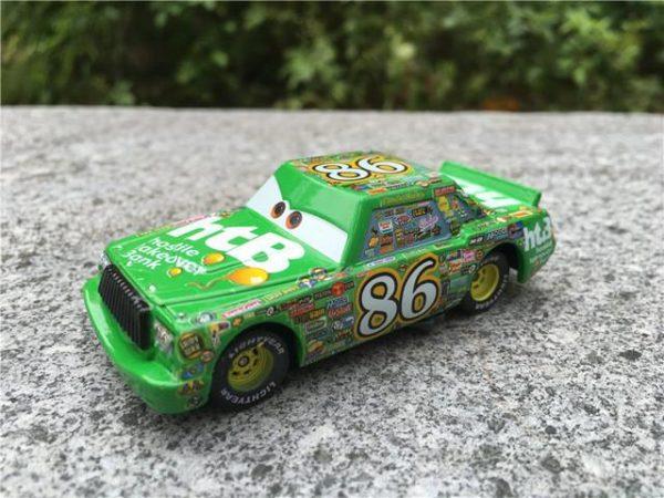 Pixar Voiture Film 1 55 Metal Moule Sous Pression NO 86 Poussin Hicks Jouet Cars Nouveau.jpg 640x640 34c0d00a a72b 4c41 9c77 eee2cc823085 Figurine Pixar Cars Chick Hicks - Livraison Gratuite !