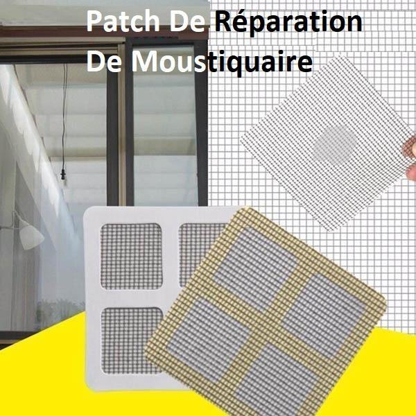 S1 32db5286 7185 4a61 95f3 b91fb1e38956 Patch De Réparation De Moustiquaire (Lot De 10 Ou 20)