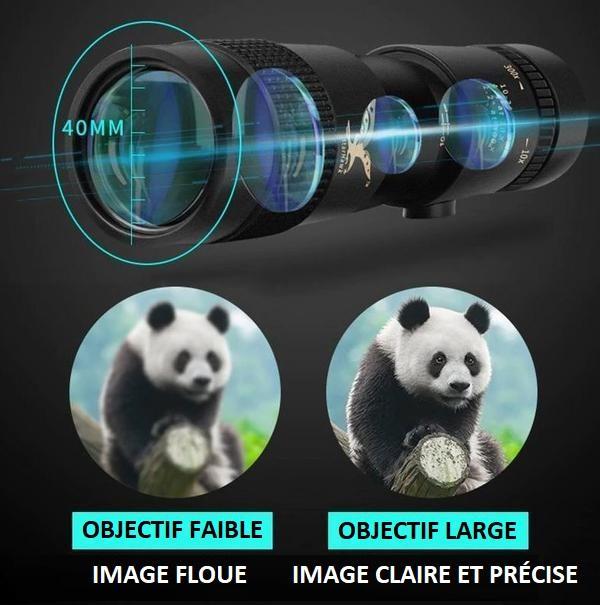 S7 1e5fb1cc 1d01 43b1 8f6f 8ad85eb3daaf Télescope Monoculaire Étanche À Haute Définition