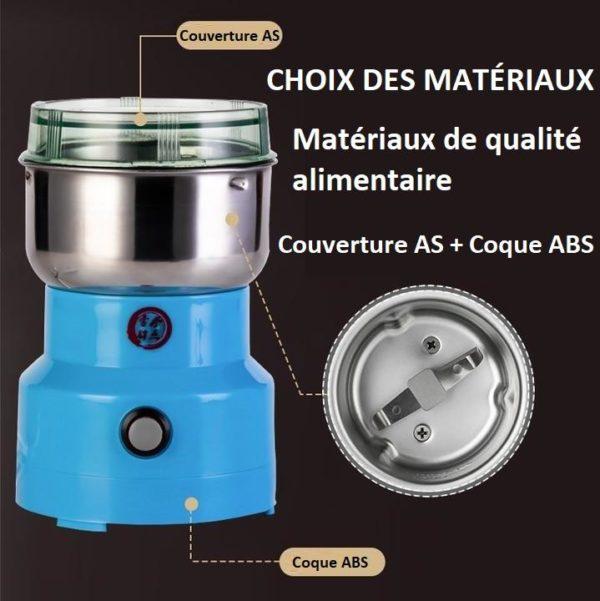 S7 d1f448f6 15cc 4949 ba5e 1bd30be2bd02 Machine Broyeur À Café Électrique | Mini Broyeur De Café Électrique Multifonctionnel