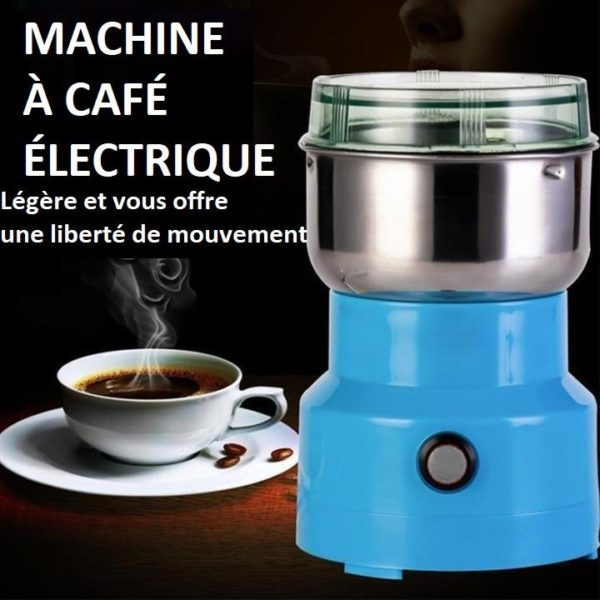 S8 1cd695e3 9bc8 47e7 9303 18549d254981 Machine Broyeur À Café Électrique | Mini Broyeur De Café Électrique Multifonctionnel