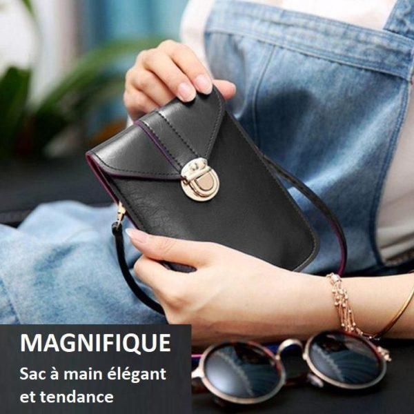 SAC6 800x 8007cc7d 1c5a 4751 afe0 18f065b13878 Sac Bandoulière Pour Téléphone Portable - Smartphone